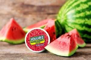 jolliez watermelon snus nicotine pouches the pod block