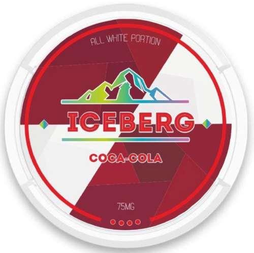 iceberg cola nicotine pouches nicopods snus the pod block